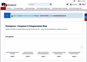 Shop-fotogravur.de thumbnail