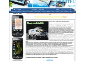 Shop-mobitel.ru thumbnail