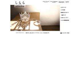 Shop-shirara.jp thumbnail