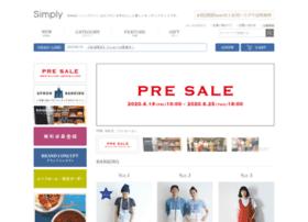 Shop-simply-coltd.jp thumbnail