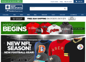 Shop.cbssports.com thumbnail