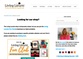 Shop.livinglocurto.com thumbnail