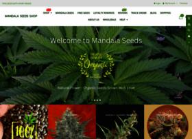 Shop.mandalaseeds.com thumbnail