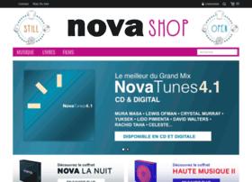 Shop.novaplanet.com thumbnail