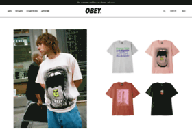 Shop.obeyclothing.co.uk thumbnail
