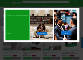 Shop.schneider-electric.co.in thumbnail