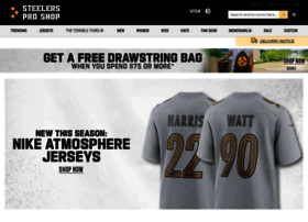 Shop.steelers.com thumbnail