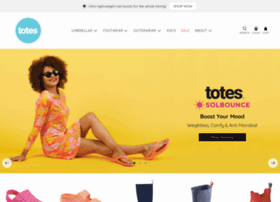Shop.totes-isotoner.com thumbnail