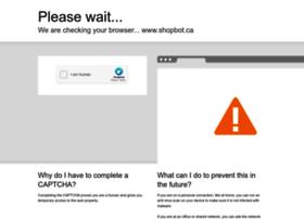 Shopbot.ca thumbnail