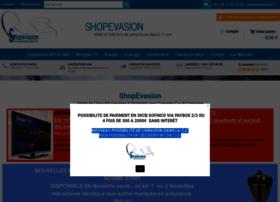 Shopevasion.fr thumbnail