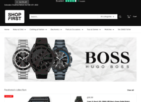 Shopfirst.co.uk thumbnail