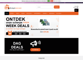 Shopndrop.nl thumbnail