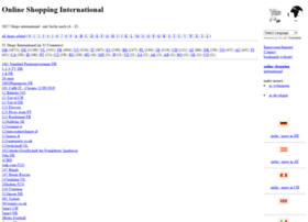Shopping-international.net thumbnail