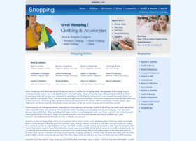 Shopping.co.in thumbnail