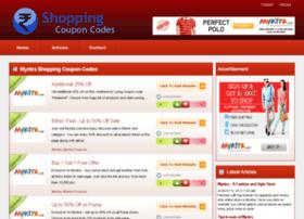 Shoppingcouponcodes.in thumbnail