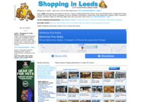 Shoppinginleeds.co.uk thumbnail