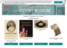Shopsachistorymuseum.org thumbnail