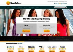 Shopsafe.co.uk thumbnail