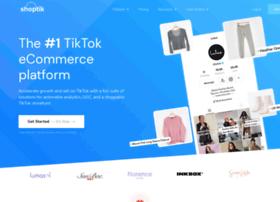 Shoptik.co thumbnail