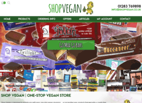 Shopvegan.co.uk thumbnail