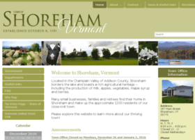 Shorehamvt.org thumbnail