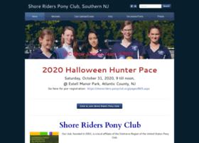 Shoreridersponyclub.org thumbnail
