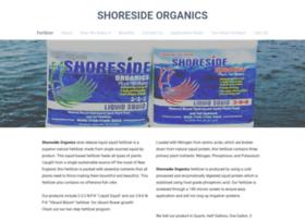 Shoresideorganics.com thumbnail