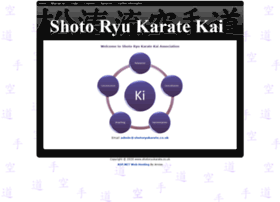 Shotoryukarate.co.uk thumbnail