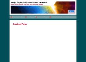 Shoutcast-player.tr.gg thumbnail