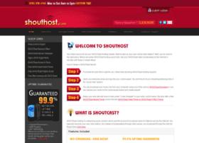 Shouthost.com thumbnail