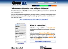 Shoutjax.com thumbnail