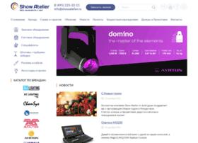 Showatelier.ru thumbnail