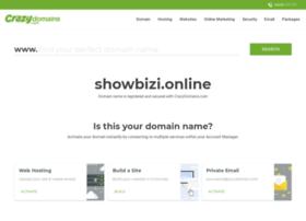Showbizi.online thumbnail