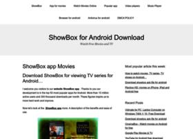 Showboxdownloadmovies.com thumbnail