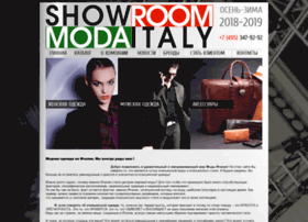 Showroom-modaitaly.ru thumbnail