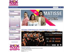 Showticket.com.mx thumbnail