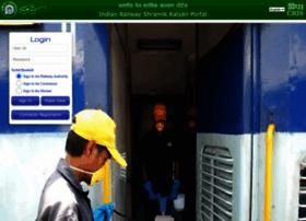 Shramikkalyan.indianrailways.gov.in thumbnail