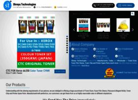 Shreyatechnologies.in thumbnail