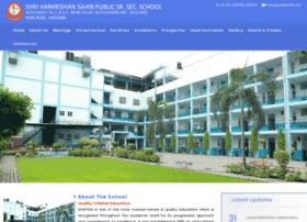 Shriharkrishanschools.com thumbnail