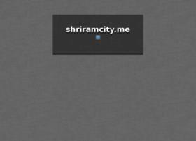 Shriramcity.me thumbnail