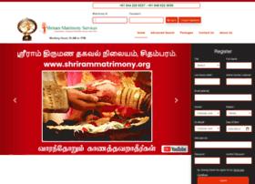 Shrirammatrimony.org thumbnail