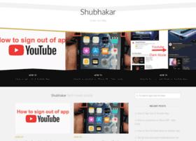 Shubhakar.com thumbnail