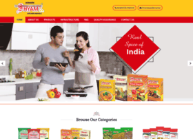 Shyamspices.co.in thumbnail