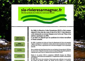 Sia-rivieresarmagnac.fr thumbnail