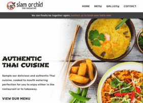 Siam-orchid.co.uk thumbnail