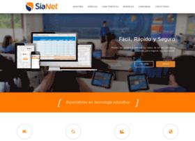 Sianet.edu.pe thumbnail