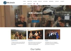 Sib-utrecht.nl thumbnail