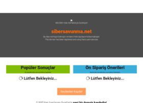 Sibersavunma.net thumbnail