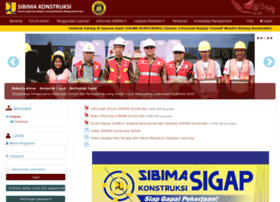 Sibima.pu.go.id thumbnail