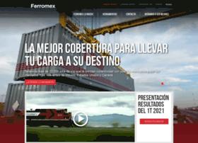 Sicop.ferromex.com.mx thumbnail